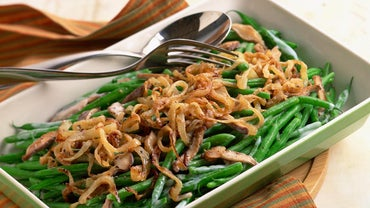 What Is a Recipe for String Bean Casserole?