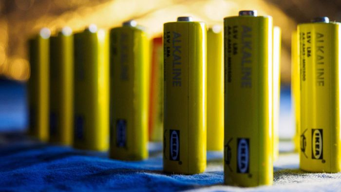 What Are All of the Battery Sizes?