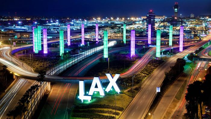 Where Can You Find a Map of the LAX Airport?