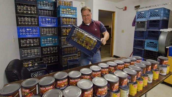 How Can You Find Local Church Food Pantries?