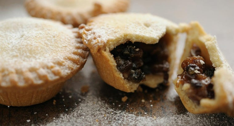 What Ingredients Are in Mincemeat Pie?