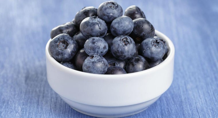 What Are Some of the Health Benefits of Blueberries?