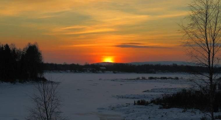 What Is a Winter Solstice?