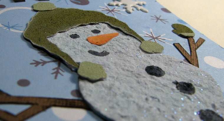 What's a Good Way to Access Printable Snowmen?