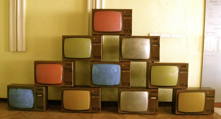 Where Can You Recycle Televisions for Cash?