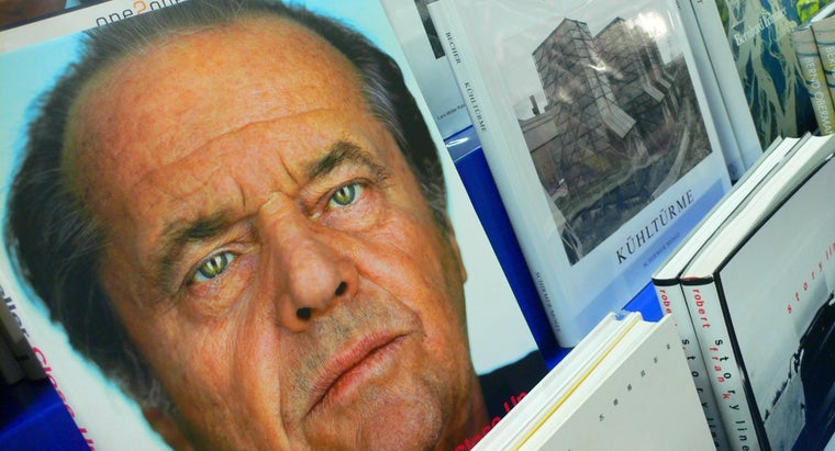 What Is a List of Jack Nicholson's Movies?