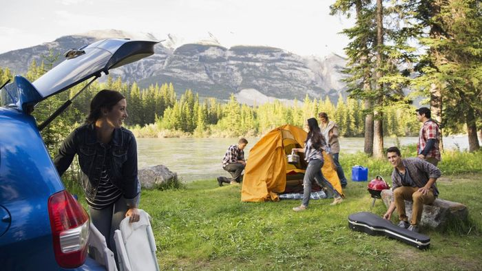 What Should You Pack for a Five-Day Camping Trip?