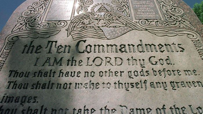Why Are the 10 Commandments Listed the Way They Are?