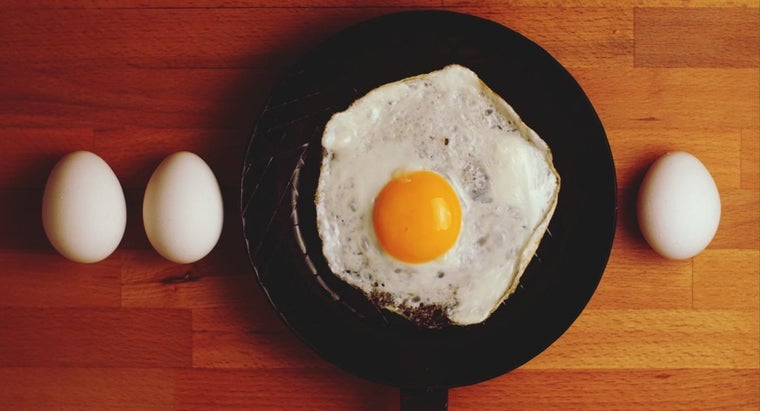 How Many Calories Do Eggs Generally Have?