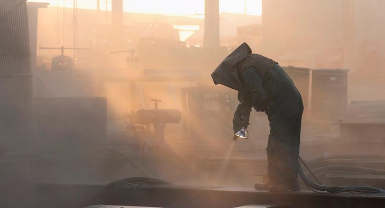 Where Can You Find Sandblasting Sand?