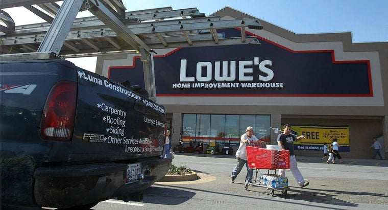 What Types of Flooring Can You Get at Lowe's Home Improvement?