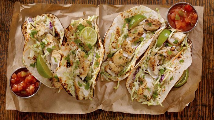What Is Rachael Ray's Recipe for Fish Tacos?
