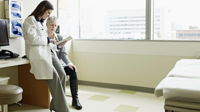 How Is a Patient's White Blood Cell Count Related to Cancer?