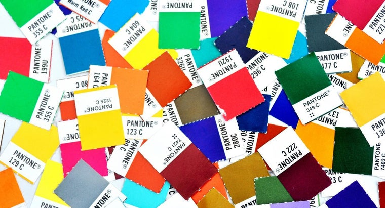Where Are Free Pantone Color Guides Online?