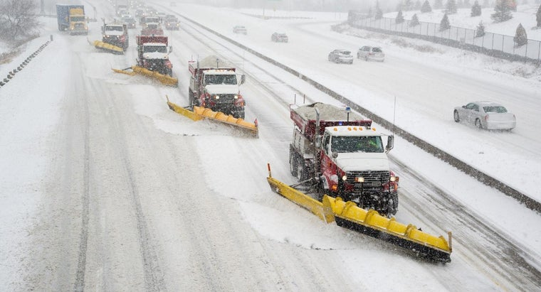 What Are the Advantages of Buying a Used Plow Truck?