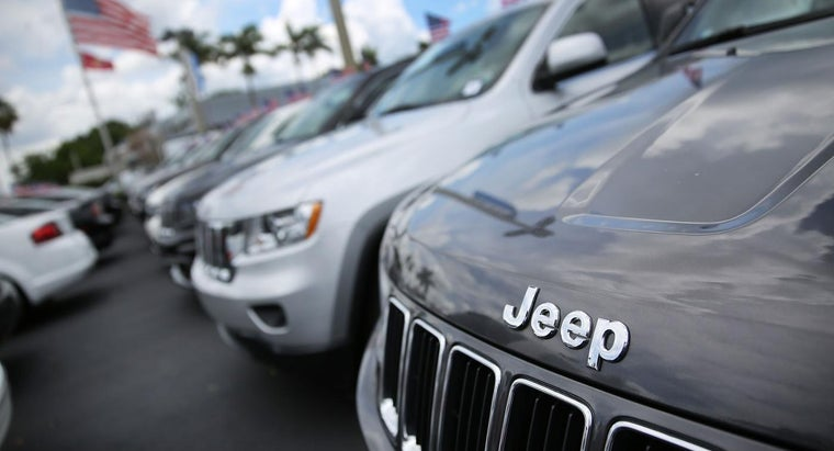 How Do You Find a Local Jeep Dealership?