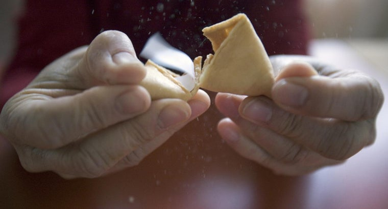What Are Some Funny Sayings From Fortune Cookies?