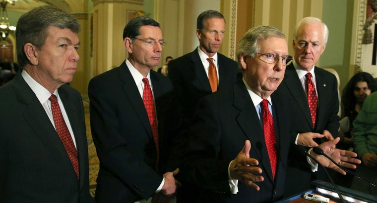How Do You Find Out How U.S. Senators Voted on Recent Issues?