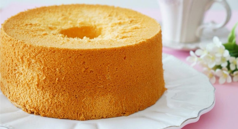 How Do You Make a Chiffon Cake?