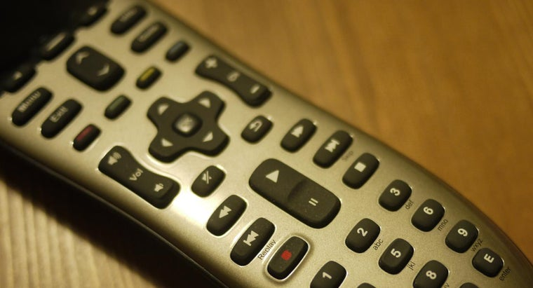 Where Can You Find Universal Remote Codes?