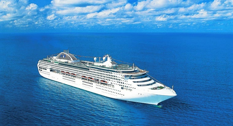 Where Can You Find Deck Plans for Princess Cruises?