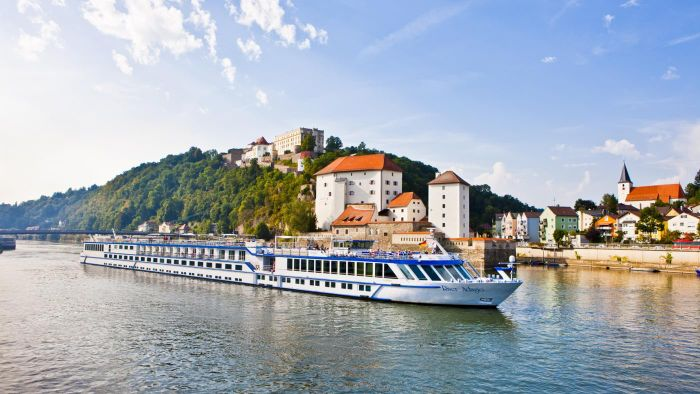 What Are Some Stops on River Cruises on the Danube?