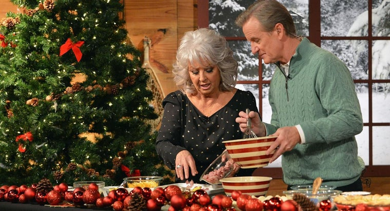 Where Can You Find Free Paula Deen Recipes?
