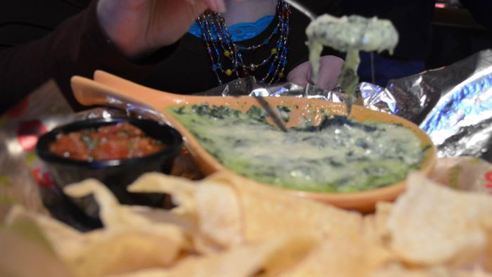 What Is the Recipe for the Spinach Dip From Applebee's?