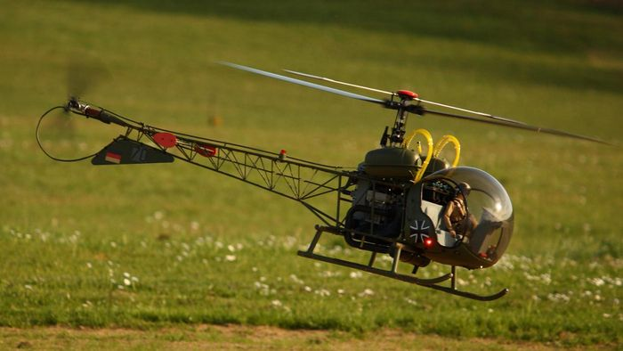 What Are RC Helicopters?