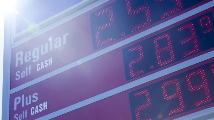What influences gas prices?