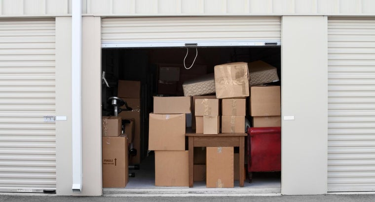 What Is Involved in Renting a Self-Storage Unit?
