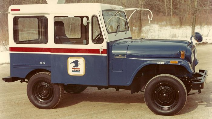 Where Can You Buy Used Postal Jeeps?
