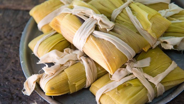 What Are Some Easy Recipes for Mexican Tamales?