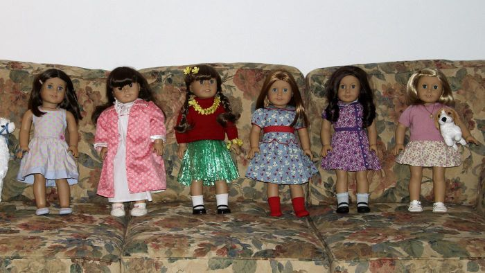 Who Publishes the American Girl Books?