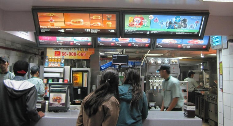 What Are Healthy Meal Choices on the McDonald's Menu?