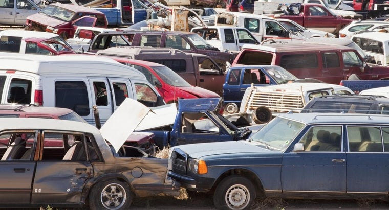 Where Can You Find the Cheapest Salvage Cars?