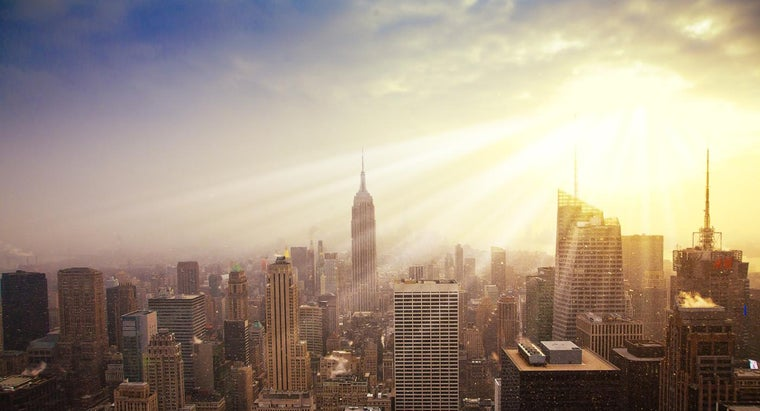 What Are Some Luxury Hotels in New York?
