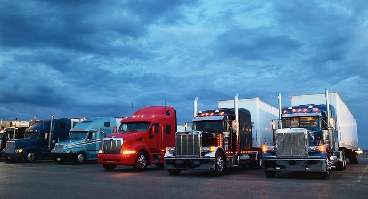Where Are the Best Parking Spots for Trucks?