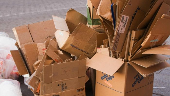 How Do You Recycle Cardboard for Cash?