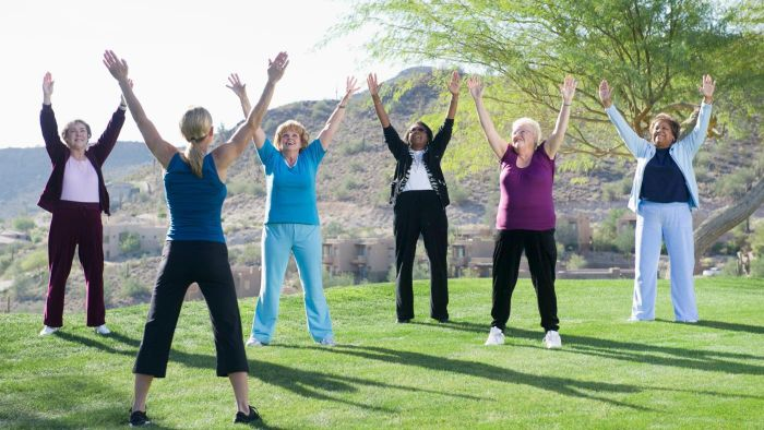 Do Seniors Need Simple Exercises?