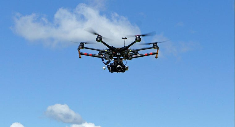 Are Drones Used for Deliveries?