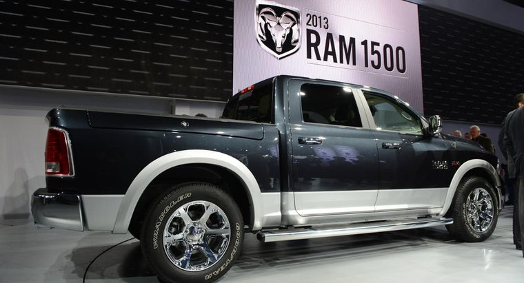 What Kind of Problems Are People Having With Dodge Ram 1500 Pickups?