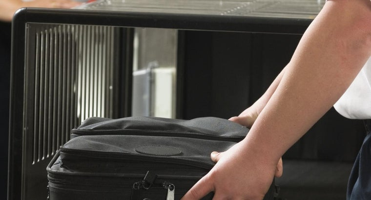 What Are the New TSA Rules?