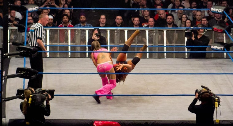 Who Are Some Famous Women Wrestlers?
