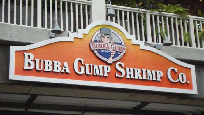 Who Was Bubba Gump?