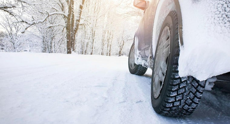 What Are Some Highly Rated Winter Tires, According to Experts?