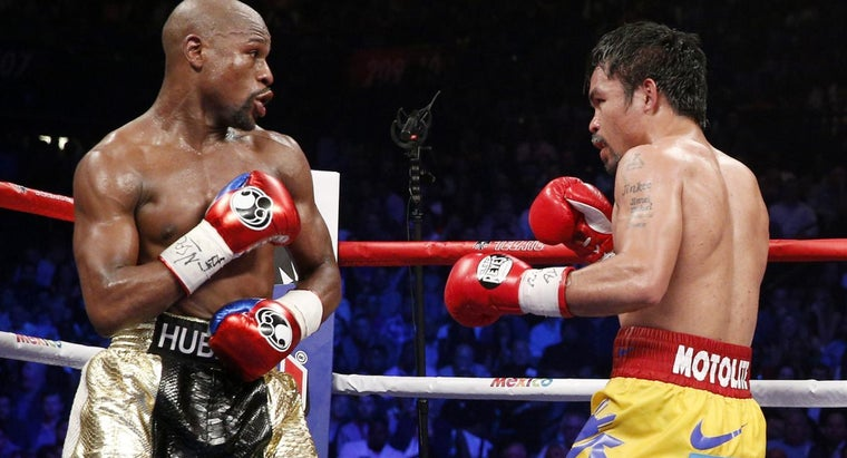 Who Were Some of Manny Pacquiao's Opponents?