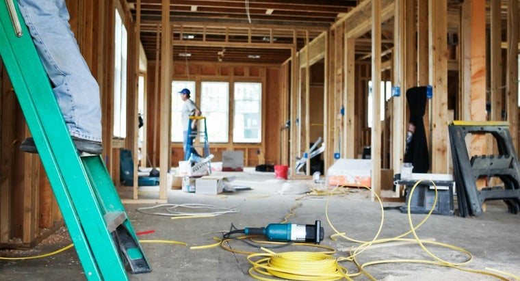What Are the Building Materials Used in a Typical Home in the United States?