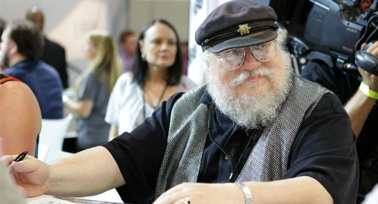 When Is George R. R. Martin Scheduled to Release Another Book?