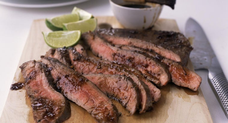 What Are Some Recipes for London Broil?